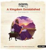Kingdom Established, A (Kids Leader Kit)2