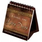 Living the Love Dare (Perpetual Calendar