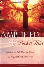 Amplified Bible New Testament Pocket (PB