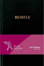Bible – Tswana 1970 New Standard (HC)