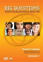 Big Questions (Teacher's Manual) (Sem 1)