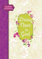 Draw Near to God (Colouring Devotional)