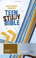 KJV Teen Study Bible (HC)