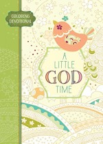 Little God Time, A (Colouring Devotional