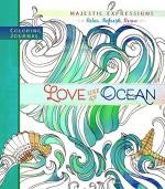 Love Like an Ocean (Colouring Journal)
