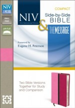 NIV The Message Side-by-Side Bible Pink