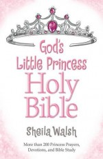 NKJV God's Little Princess Holy Bible (H