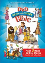 Read and Share Bible (DVD) Vol 1-4