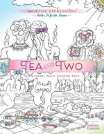 Tea for Two (Colouring Book)
