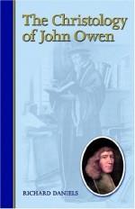 Christology of John Owen, The