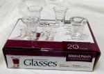 Communion Cups - Glass (20)
