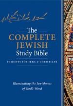 Complete Jewish Study Bible, The (HC)