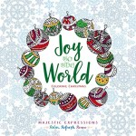 Joy to the World (Colouring Book)