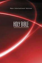 NIV Holy Bible (Compact Red)