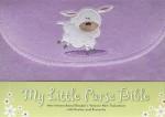 NIrV My Little Purse Bible Purple Furr