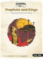 Prophets and Kings (Older Kids Activity