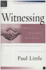 Witnessing (CBBS)