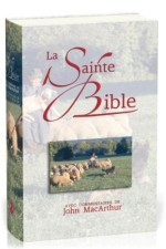 MacArthur Study Bible, The (French)