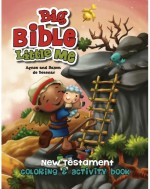 Big Bible Little Me (New Testament)