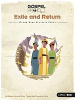 Exile and Return (Older Kids Activity Pa