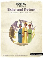 Exile and Return (Preschool Activity Pag