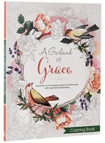 Garland of Grace, A (Colouring Book)