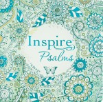 Inspire Pslams (Colouring Book)