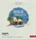 Jesus Saves (Preschool Leader Kit)
