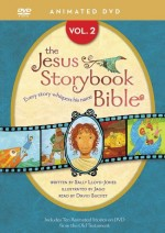 Jesus Storybook Bible, The (DVD) (Vol 2)