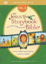 Jesus Storybook Bible, The (DVD) (Vol 3)