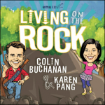 Living on the Rock (CD)