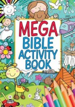 Mega Bible Activity Book