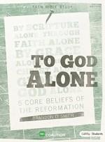 To God Alone (Student Workbook)