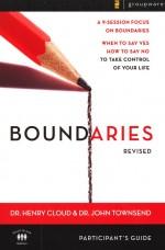 Boundaries (Participant's Guide)