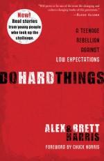 Do Hard Things (PB)2