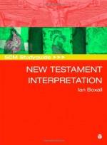 New Testament Interpretation