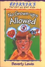 No Grown-Ups Allowed (Cul de Sac Kids 4)