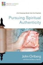 Pursuing Spiritual Authenticity