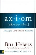 Axiom Powerful Leadership Proverbs