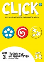 Click 3-5's (Unit 3) (Leader's Manual)