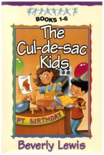 Cul-de-sac Kids Books 1-6 (Boxed Set)