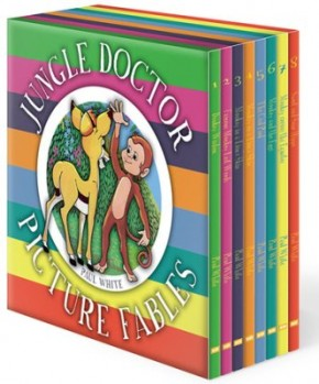 Jungle Doctor Picture Fables Box Set