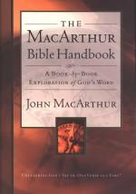 MacArthur Bible Handbook, The