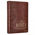NKJV Bible with Grassroots Lux Leather