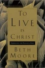 To Live is Christ (PB)