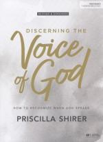 Discerning the Voice of God (Workbook)