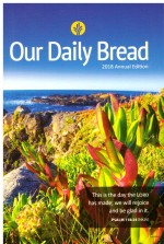 Our Daily Bread Annual Edition 2018