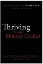 Thriving through Ministry Conflict2