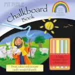 My chalkboard book