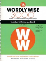 Wordly Wise 3000 (Book 10) (Teacher's Re